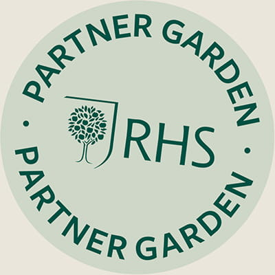 We are a Royal Horticultural Society partnership garden